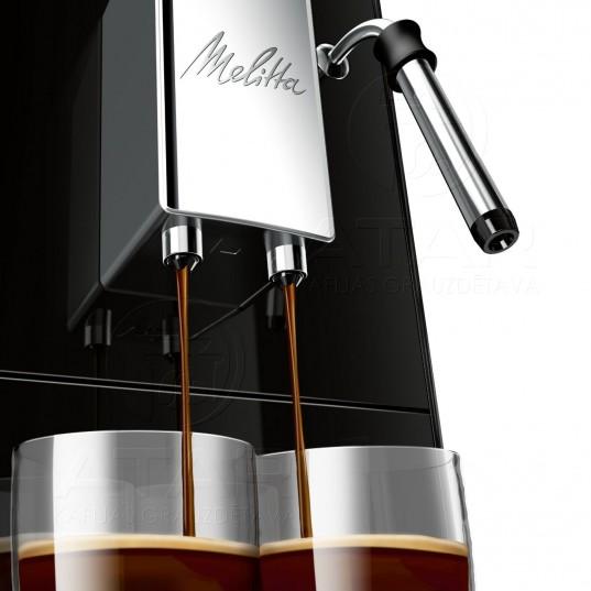 Kafijas automāts MELITTA CAFFEO Solo & milk (Silver) Kafijas automāti