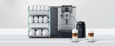 Profesionālie kafijas automāti