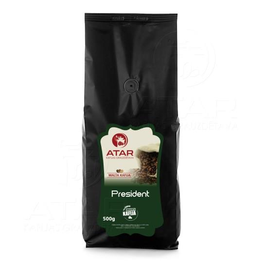 Malta kafija ATAR PRESIDENT | 500 g ATAR malta kafija