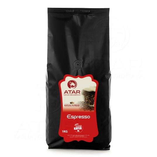 Kafijas pupiņas ATAR ESPRESSO | 1 kg