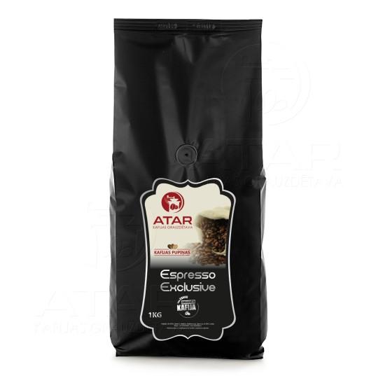 Kafijas pupiņas ATAR ESPRESSO EXCLUSIVE | 1 kg ATAR kafijas pupiņas