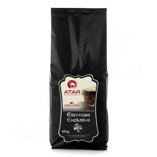 Кофе в зернах ATAR ESPRESSO EXCLUSIVE | 500 г