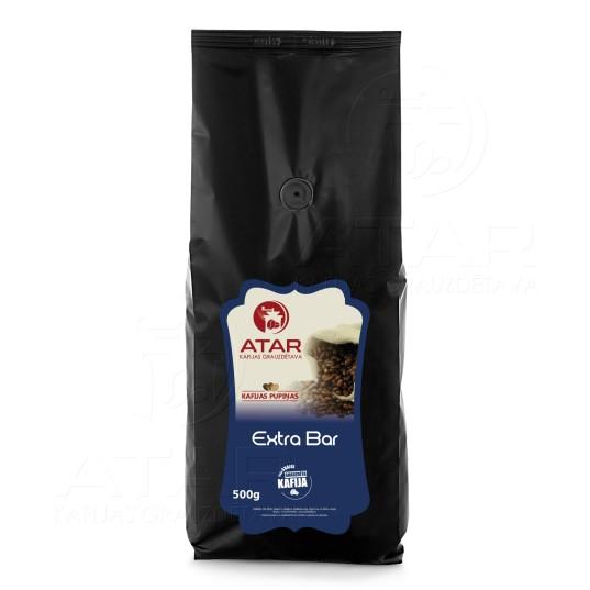 Kafijas pupiņas ATAR EXTRA BAR | 500 g ATAR kafijas pupiņas