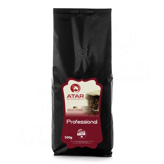 Kafijas pupiņas ATAR PROFESSIONAL | 500 g ATAR kafijas pupiņas