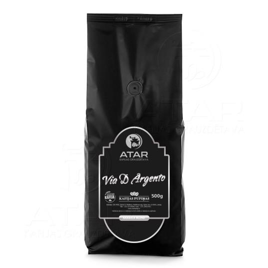 Kafijas pupiņas ATAR VIA D ARGENTO | 500 g