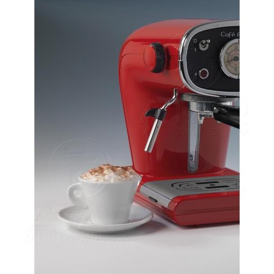 Kafijas automāts ARIETE 1388 Retro Red
