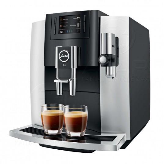 Kafijas automāts JURA E8 2018 (Platinum) Kafijas automāti