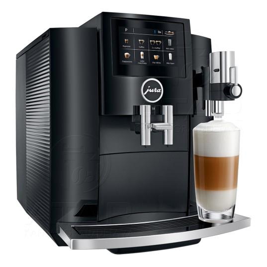 Kafijas automāts JURA S8 EA (Piano Black) JURA kafijas automāti