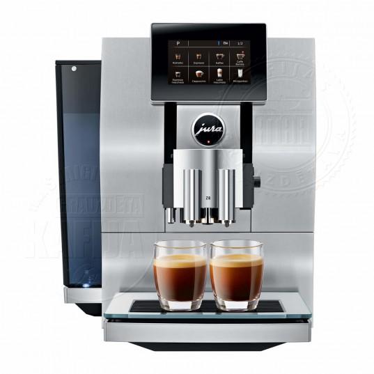 Kafijas automāts JURA Z8 (Aluminium)