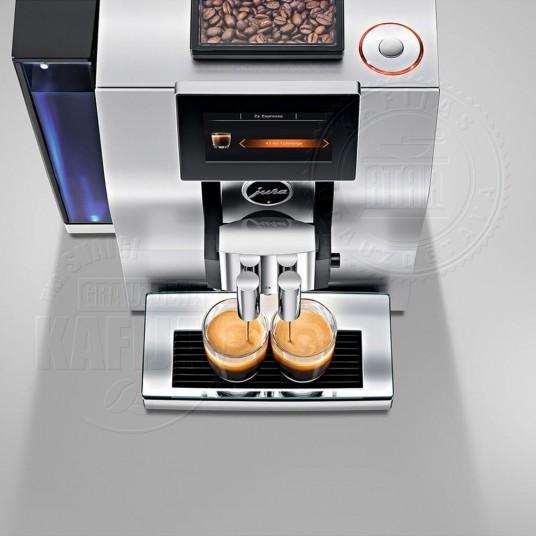 Kafijas automāts JURA Z8 (Aluminium) Kafijas automāti