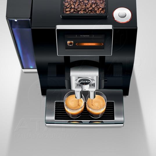 Kafijas automāts JURA Z8 (Diamond Black) JURA kafijas automāti