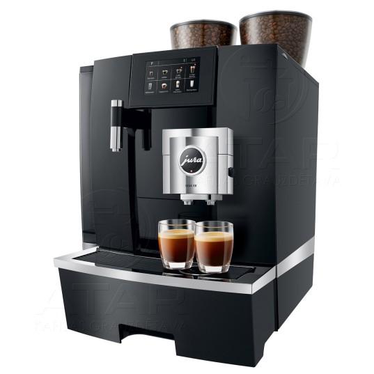 Кофемашина JURA GIGA X8 G2 (Aluminium Black)