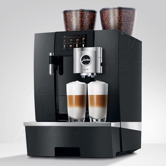 Kafijas automāts JURA GIGA X8c G2 (Aluminium Black)