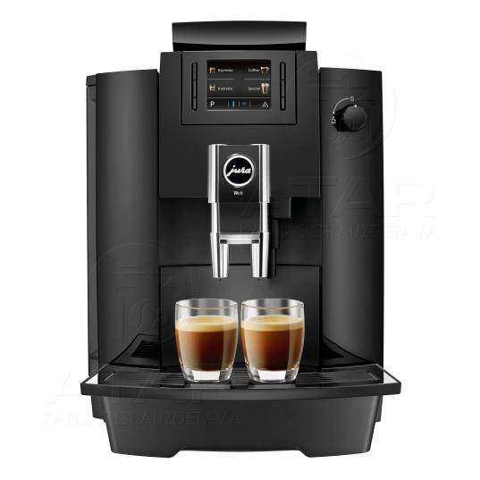 Kafijas automāts JURA WE6 (Piano Black) JURA kafijas automāti