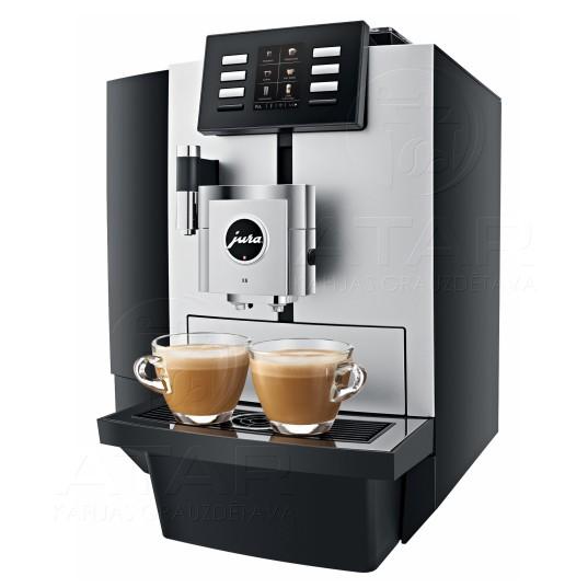 Noma! Kafijas automāts JURA X8 Kafijas automātu noma