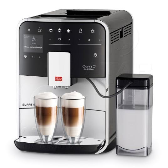 Kafijas automāts MELITTA Barista T Smart (Silver/Black) Kafijas automāti
