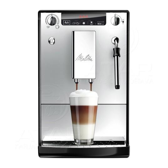 Kafijas automāts MELITTA CAFFEO Solo & milk (Silver)