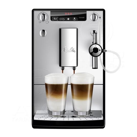 Кофемашина MELITTA CAFFEO Solo & Perfect Milk (Silver)