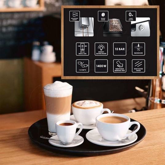 Kafijas automāts MELITTA CAFFEO Solo (Pure Black)