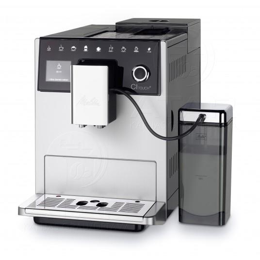 Kafijas automāts MELITTA CI Touch (Silver) Kafijas automāti