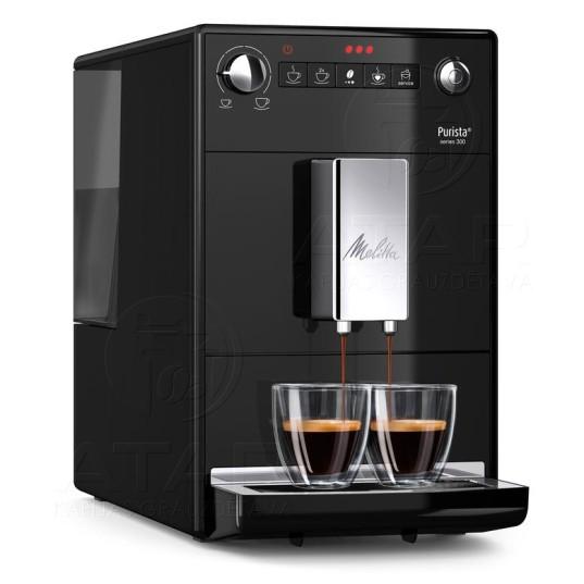 Kafijas automāts MELITTA PURISTA Series 300 (Black)
