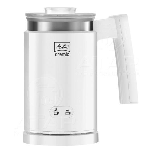 Piena putotājs MELITTA Cremio (White) Kafijas automātu piederumi