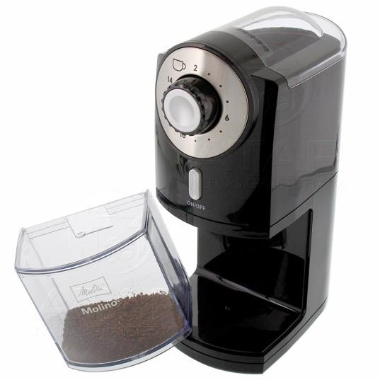 Kafijas dzirnavas MELITTA Molino (Black)
