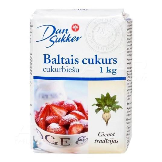 Cukurs DAN SUKKER smalkais, 1 kg